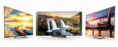 Sony Redefines 4K HDR Viewing With New X Series, Delivers