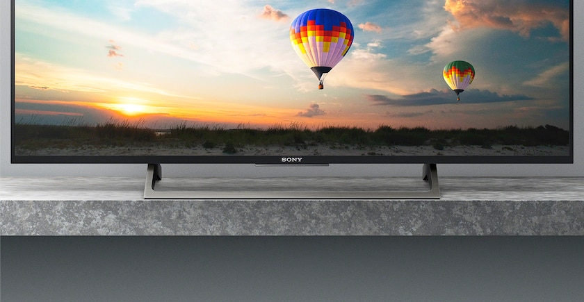 Sony X82E 4K HDR TV with 4 x 4 Sound System