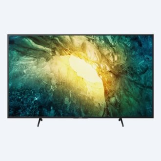 Picture of X75H | 4K Ultra HD | High Dynamic Range (HDR) | Smart TV (Android TV)