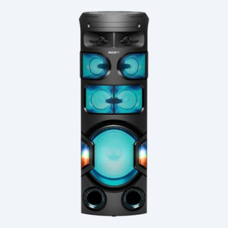 Picture of MHC-V82D High Power Party Speaker with BLUETOOTH® Technology