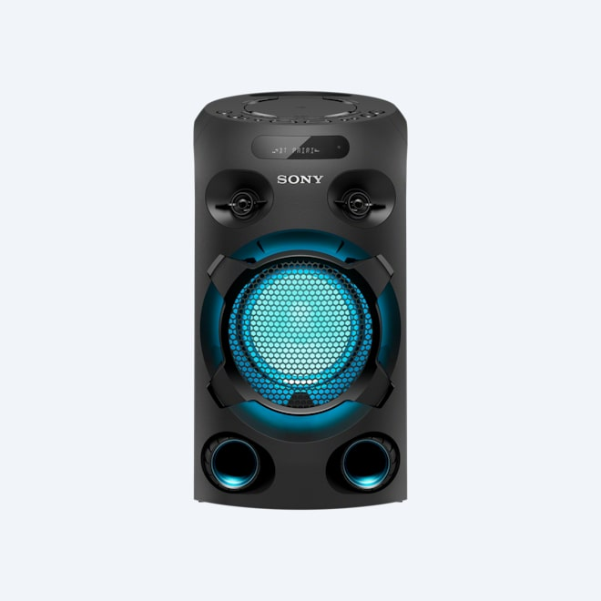 All In One Hi Fi Party Speakers With Dvd Party Speakers With Bluetooth Sony In