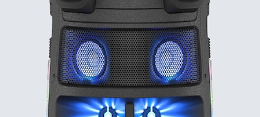 Picture of V83D High-Power Party Speaker with BLUETOOTH® Technology