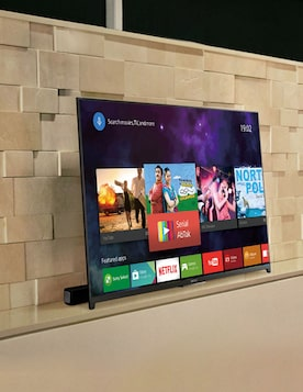 Sony Android TV™ Home UI