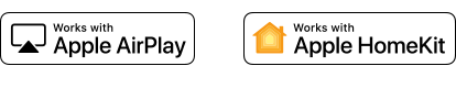 Apple AirPlay/Apple HomeKit logo