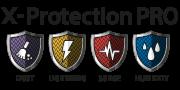 X-Protection PRO logos