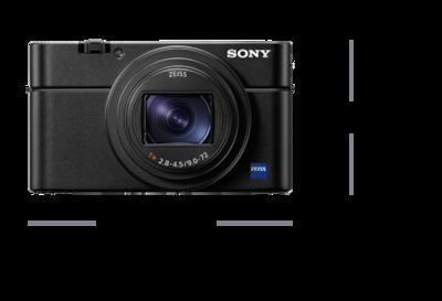 Picture of RX100 VI — broad zoom range and super-fast AF