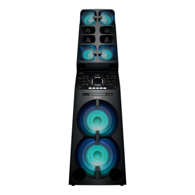 Picture of High Power Music System with Party Lights and Karaoke