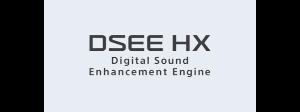 HT-Z9F DSEE HX™ logo
