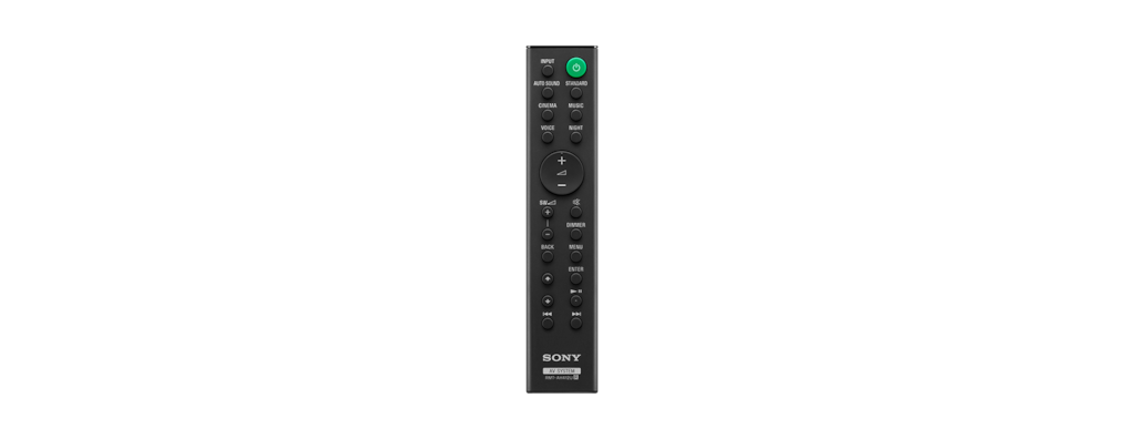 Remote control for HT-S20R