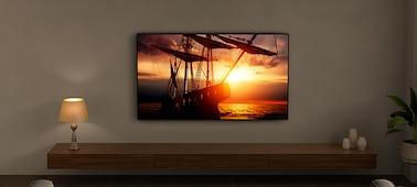 Picture of X80J   4K Ultra HD   High Dynamic Range (HDR)   Smart TV (Google TV)