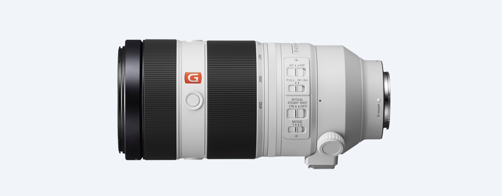 Images of Super telephoto Zoom 100-400mm G Master lens