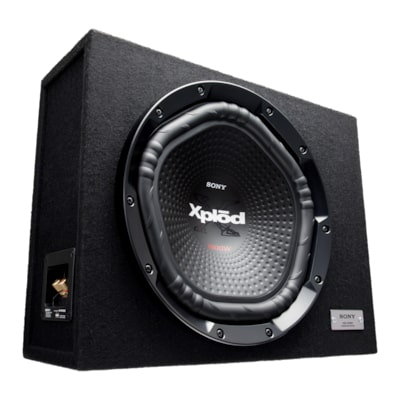 Picture of 30 cm (12) Subwoofer with Shallow Enclosure