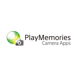 Personalise with PlayMemories Camera Apps™