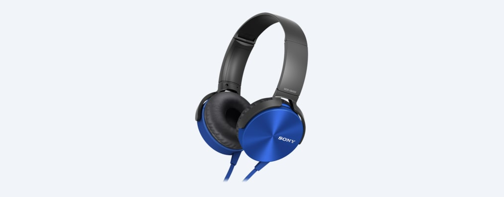 Images of XB450 EXTRA BASS Headphones