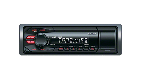 Car Audio System | Car Stereo | Sony IN