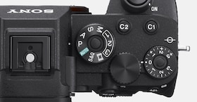 Exposure compensation dial