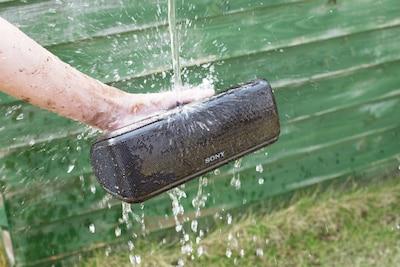 Waterproof SRS-XB41 speaker