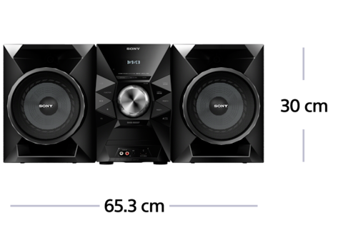 Picture of High Power Home Audio System