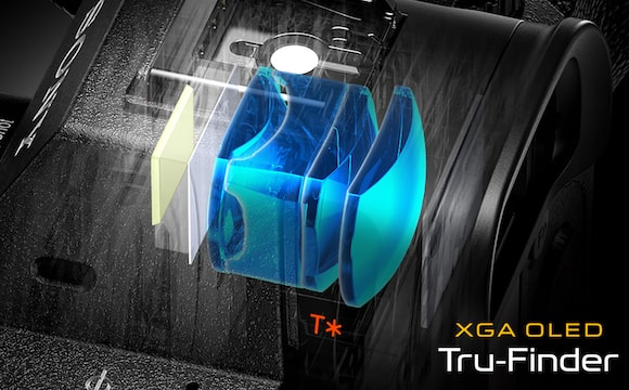 XGA OLED with ZEISS T* Coating