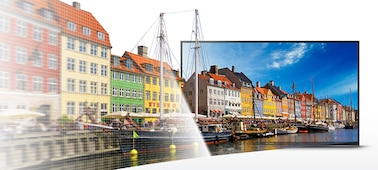 Picture of W67E | LED | Full HD | High Dynamic Range (HDR) | Smart TV | Built-in subwoofer