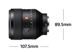 Picture of FE 85 mm F1.4 GM