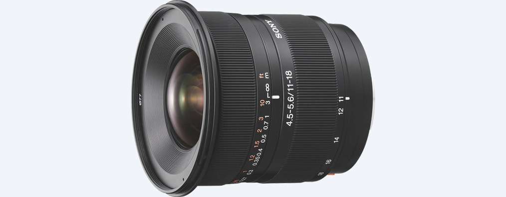 Images of DT 11–18 mm F4.5–5.6