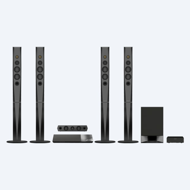 5 1 Home Theatre Speakers | All-in-one Home Theatre Systems
