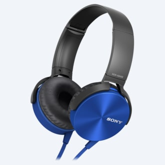 Sony XB450 EXTRA BASS Headphones