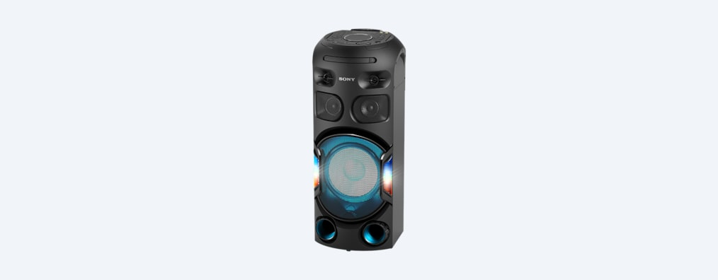 Images of MHC-V42D High Power Party Speaker System with BLUETOOTH® Technology