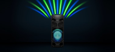 Picture of V41D High Power Party Speaker with BLUETOOTH® Technology