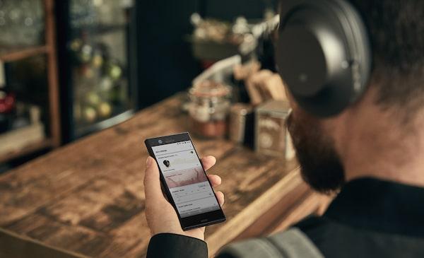 Sony | Headphones Connect app