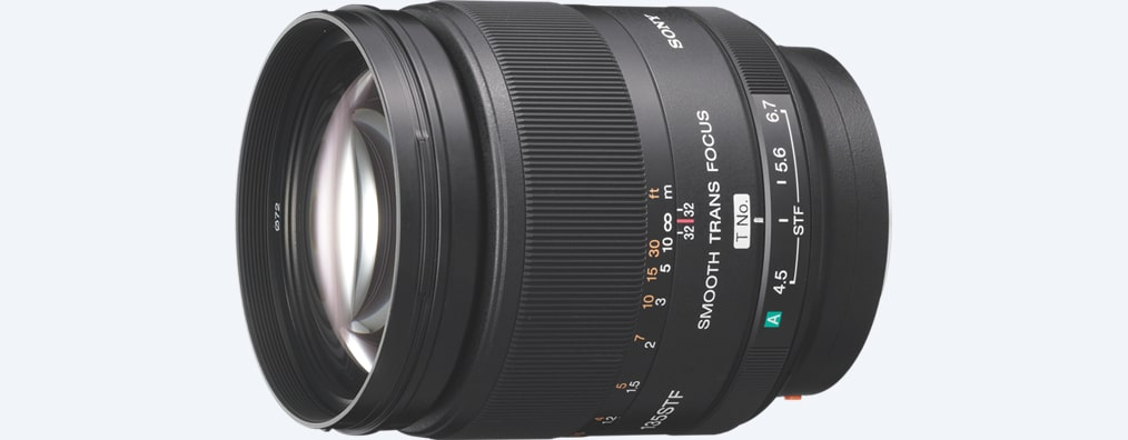 Images of 135 mm F2.8 [T4.5] STF lens