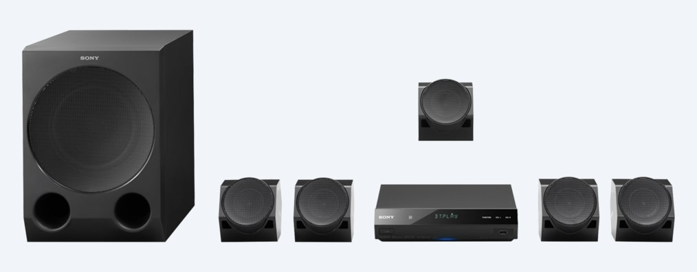 Images of Home Cinema System with BLUETOOTH® Technology