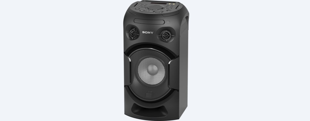 Images of MHC-V21D High Power Party Speaker with BLUETOOTH® Technology