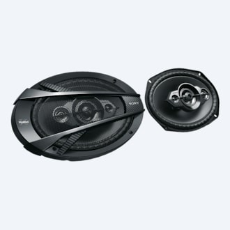 Picture of 16 x 24 cm (6.3 x 9.4) 4-Way Coaxial Speaker