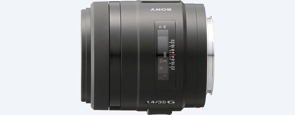 Images of 35 mm F1.4 G