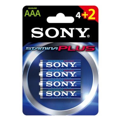 Images of STAMINA PLUS Batteries (AAA)