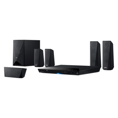 Picture of DVD Home Theatre System with Bluetooth®