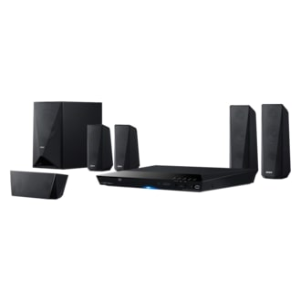 DVD Home Theatre System with Bluetooth®   DAV-DZ350   Sony IN