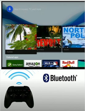 Connect with Bluetooth®
