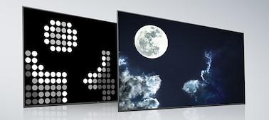 Full Array LED and Xtended Dynamic Range PRO