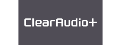 Optimise audio settings with ClearAudio+