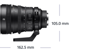 Picture of FE PZ 28–135 mm F4 G OSS
