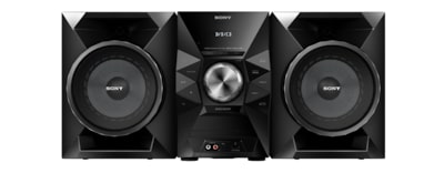 Images of High Power Home Audio System