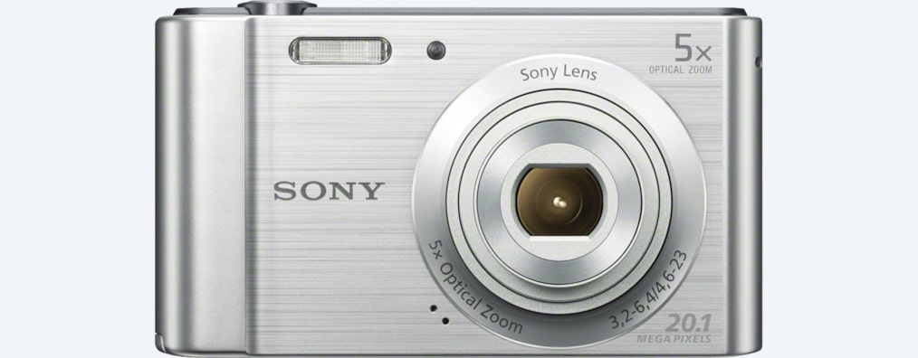 Images of W800 Compact Camera with 5x Optical Zoom