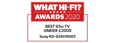 What Hi-Fi? 2020 awards logo