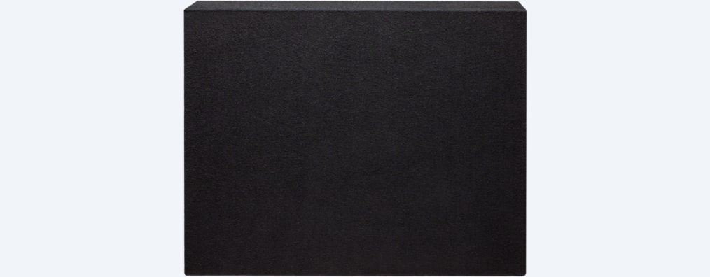 Images of 30 cm (12) Subwoofer with Shallow Enclosure