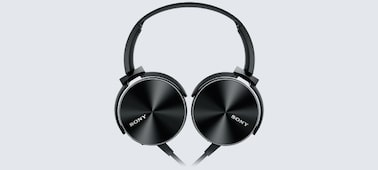 Picture of XB450 EXTRA BASS Headphones