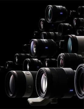 α lenses