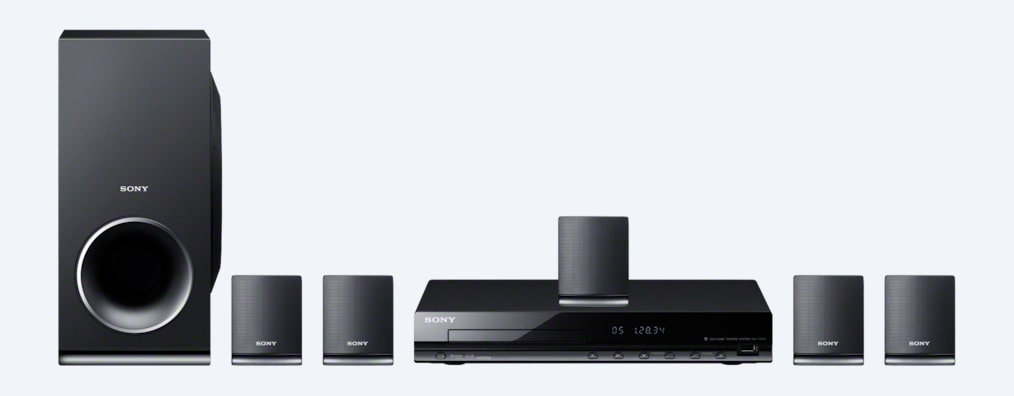 Images of DVD Home Theatre System